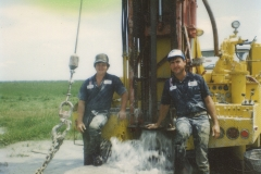 Ray-Russell-Domer-(right)-well-drilling-1980s