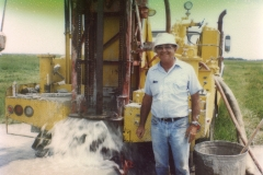 Russell-Victor-Domer-well-drilling-1980s
