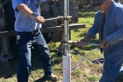 Installation-of-a-solar-submersible-pump