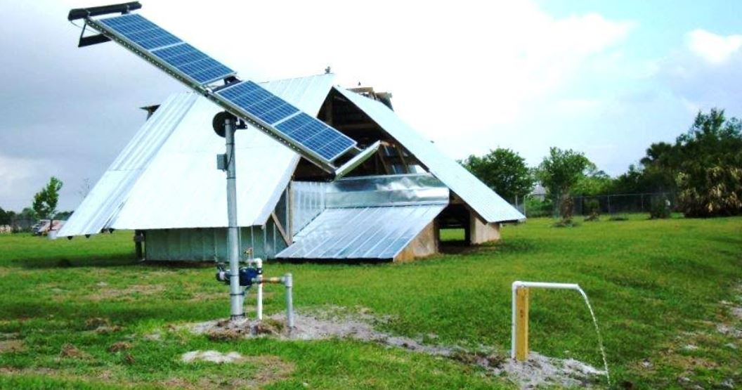 Cattle Solar and Jet Pumps