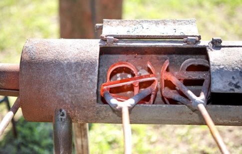 How to Use a Branding Iron